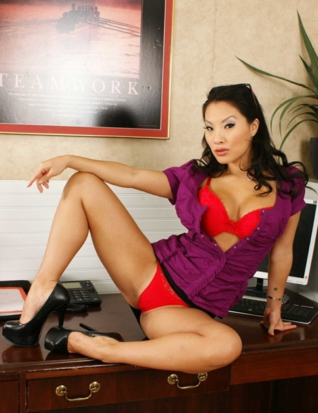 Asa Akira, hottest asian anal milf. (complete collection)